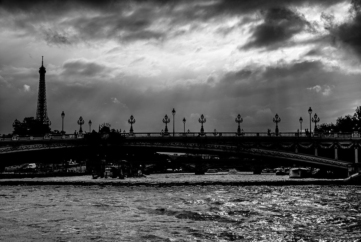"""7.- Contraluz May-15: """"El puente"""""""